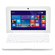 10,1 hüvelykes Windows 10 netbook-alá 2g + 32g 1024 * 600 MIPI intel baytrail-cr (quad-core) Intel HD grafikus (gen7) w