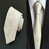 Klasyczny krawat męski krawat prezent ślubny