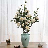 10 Bouquet Top Grade Elegance French Rose Artificial Flower(6 Heads/Bouquet)