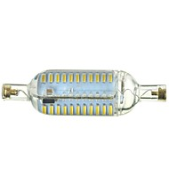 7W R7S LED corn žárovky Zápustná 76 SMD 4014 600-700 lm Teplá bílá / Chladná bílá Stmívací / Ozdobné AC 220-240 V 1 ks