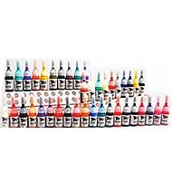 BaseKey 40 color tattoo ink x 5 ML
