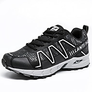 Men's Shoes Outdoor/Athletic/Casual/Basketball Tulle Leather Fashion Sneakers Shoes Black/Bule/Gray