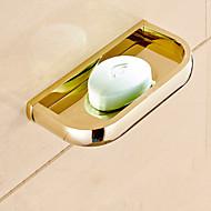 비누 받침대 Ti-PVD 벽걸이형 7.7*3.5*1.1 inch 황동 현대