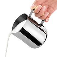 aço inoxidável arremessador espuma de leite