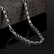 Vintage / Party / Pracovní / Na běžné nošení Titanová ocel Řetěz