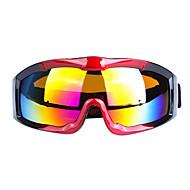 obaolay per occhiali da sci unisex di colore giallo / trasparente anti-fog / anti-uv / infrangibile / impermeabile / regolabile dimensioni