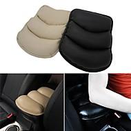 ziqiao auto de Appuis-mains voiture couvrent la main pad boîte de repos siège Housse de protection PU tapis amortissent universel