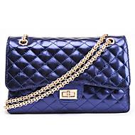 Τσάντα ώμου / Τσάντα tote - Γυναικείο - PU - Baguette - Ροζ / Μπλε / Χρυσό / Μαύρο