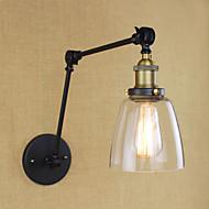 AC 100-240 40 E26/E27 Wiejskie Inne Cecha for Zawiera żarówkę,Światło rozproszone Kinkiety Ścienne Światło ścienne