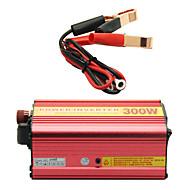 inversor de potência do carro 300w 12v conversão automática para 220v com ventilador&USB