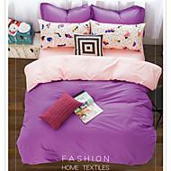 3D(random pattern) Cotton 4 Piece Duvet Cover Sets