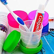 Sammenleggbar til Toalettsaker Plast