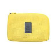 Porta-Documento Organizador de Mala Organizadores para Viagem para Organizadores para Viagem Amarelo Azul Rosa claro