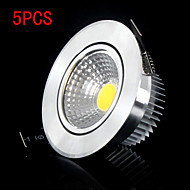 5PcsMORSEN®3W Cob LED Downlight LED Celling Lights Bulb Lamps  Living Room Ceiling Lamp Warm/Cold White