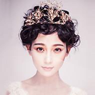 여성 합금 투구-웨딩 / 특별한날 왕관 1개