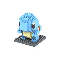 Blau ABS Bausteine DIY Spielzeug