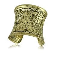 Cuff Bracelet Alloy Non Stone