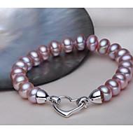 Unisex Chain Bracelet Pearl Pearl