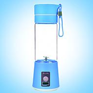 380ml elektrický přenosný USB nabíjecí mléčný koktejl šťáva mixér shaker Láhev