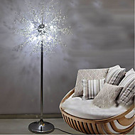 lámparas de pie gdnansheng® imitan cristal / led / contemporáneo de metal / gdns diente de león / fuegos artificiales moderna