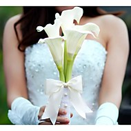 Wedding Flowers Free-form Lilies Bouquets