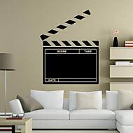 אנימציה / מילים וציטוטים / רומנטיקה / לוח גיר / אופנה / חג / נוף / צורות / פנטזיה מדבקות קיר מדבקות קיר לוח,PVC57cm x 51cm ( 22in x 20in
