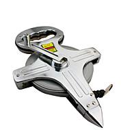 rewin® verktøy holdning stålbånd 100m med hele stål høy hardhet