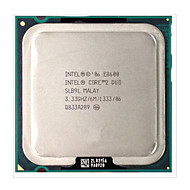 intel core 2 duo e8600 3,33 GHz 45-nanometer Intel 775 cpu prosessor ekte