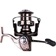 Distant Wheel 8000,9000 Super Strong 20Kg Power Drag Metal Casting Fishing Reel 4.9:1 12+1 Ball Bearings Spinning Reels