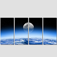 Canvas Print Art Set Of 5 Wall Pictures For Linving Room Modern Scenery Pictures Home Decor