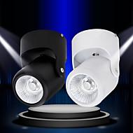5w 500lm felületszerelt LED mélysugárzó csutka vezetett pálya fény spotlámpák ac85-265v