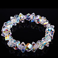 High-Grade South Korea Imported Austrian Crystal Bracelet With Delicate Counters High-End Fashion Accessories