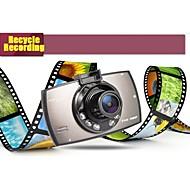 G600 Driving Recorder 1080P HD Night Vision  Car DVR 2.7 inch 1920 x 1080 170 Degree Full HD/G-Sensor