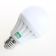 10W E26/E27 Lâmpada Redonda LED G45 19 SMD 5730 850 lumens lm Branco Quente / Branco Natural Decorativa AC 85-265 V 1 pç