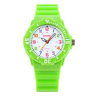 SKMEI® Kids' Casual Wristwatch Japanese Quartz Candy Color Cool Watches Unique Watches