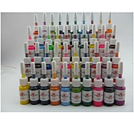 BaseKey Tattoo or  Makeup Ink Colors 40 x 5ml