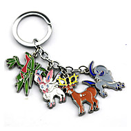 Pocket Little Monster Alloy Key More Accessories