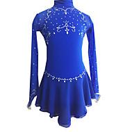 Robes(Bleu royal) -Patinage-Femme-S / M / L / XL / 6 / 8 / 10 / 12 / 16