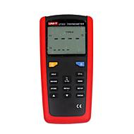 uni-t ut322 piros hőmérő