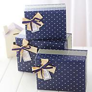 Geschenk Schachteln(Blau,Kartonpapier) -Nicht personalisiert-Geburtstag / Hochzeit / Jubliläum / Brautparty / Babyparty / Quinceañera &