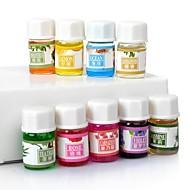 GTH Huiles Essentielles Huile de Base Normal Lavande / Rose / Orchidées / Citron / Romarin / Menthe / Fenouil / JasminBalance Oil
