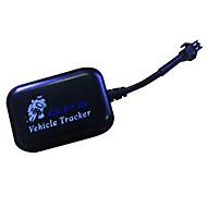 Mini global gps tracker realtidslokaliser lbs / gsm / gprs 4 band sporing tyveri for bil kjøretøy
