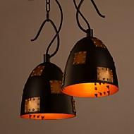 40W Lámparas Colgantes ,  Cosecha Pintura Característica for LED / Los diseñadores MetalSala de estar / Dormitorio / Comedor / Cocina /