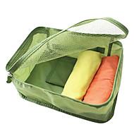 Säilytyslaukut Tekstiili kanssaOminaisuus on Kannelliset , Varten Tekstiili