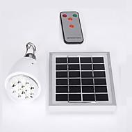 stmívatelné dálkové ovládání solární lampy kryté 12 LED diod venkovní zahrádka cesta yard lampa přenosná svítilna nouzový camping