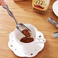 japanilainen-style minimalistinen ruostumattomasta teräksestä tl teetä lapio olennainen teelusikallista coffon lusikka