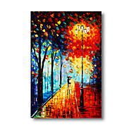 60*90cm Hand Painted Oil Painting Landscape