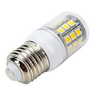 5W E26/E27 Lâmpadas Espiga B 31 SMD 5050 400-500 lm Branco Quente Decorativa AC 220-240 V 1 pç