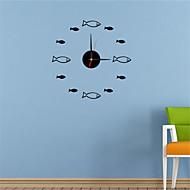 2016  The Explosion Mirror Clock Clock Bizhong Wall Mirror Wall DecOration Wall Clock Wall Sticker