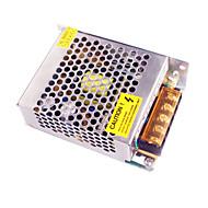Alta qualidade de 12V 5A 60W tensão constante AC / DC comutação Converter fonte de alimentação (110-240V para 12V)
